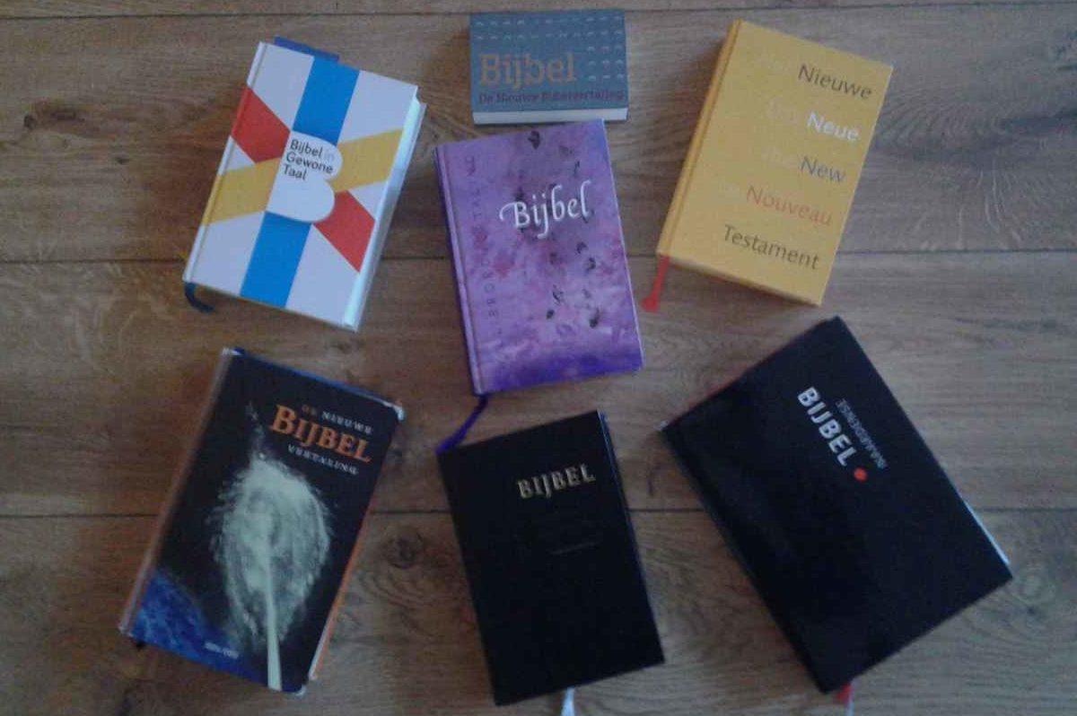 Foto bijbelvertalingen