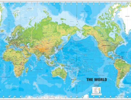De wereld dichtbij en veraf