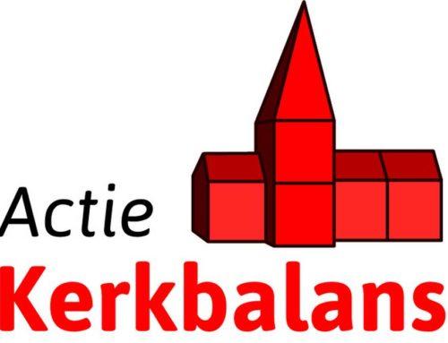 Actie Kerkbalans 2020