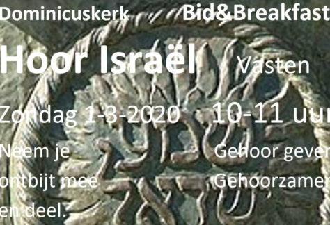 Flyer Bid & Breakfast maart v2020