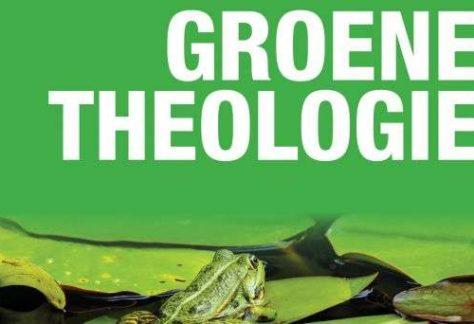 "Detail omslag ""Groene theologie"""